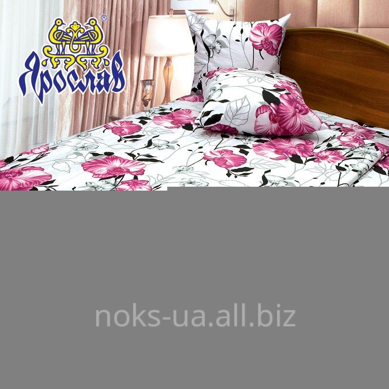 Комплект постельного белья - сатин ТМ Ярослав, s 828, двойной (175х215 см)
