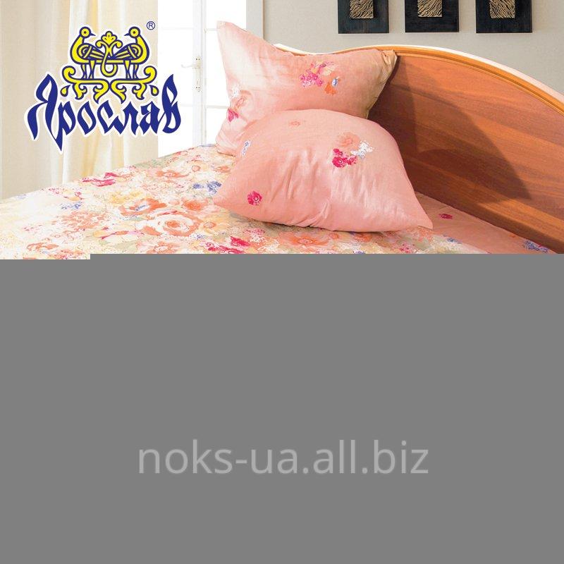 Комплект постельного белья - сатин ТМ Ярослав, s 906, двойной (175х215 см)