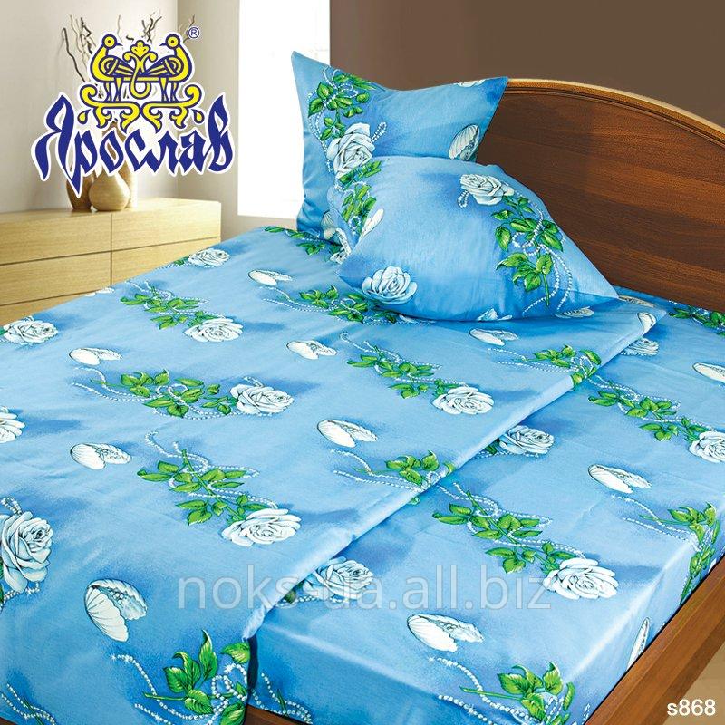 Комплект постельного белья - сатин, s 868, двойной (175х215 см)