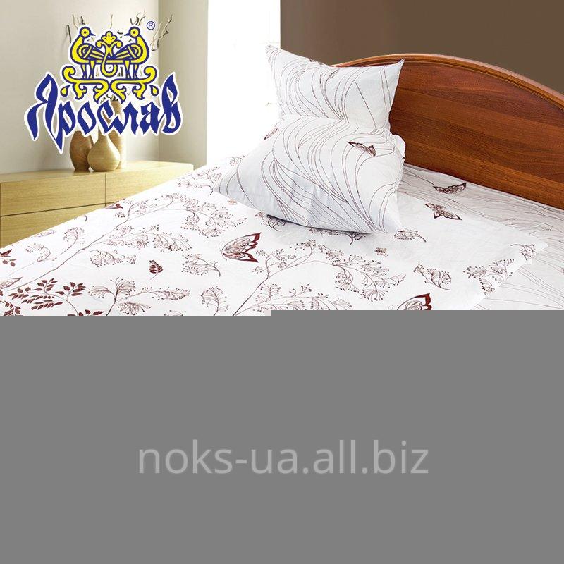 Комплект постельного белья - сатин, s 888, двойной (175х215 см)