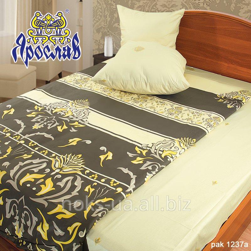 Комплект постельного белья бязь люкс ТМ Ярослав, двойной (175х215 см)