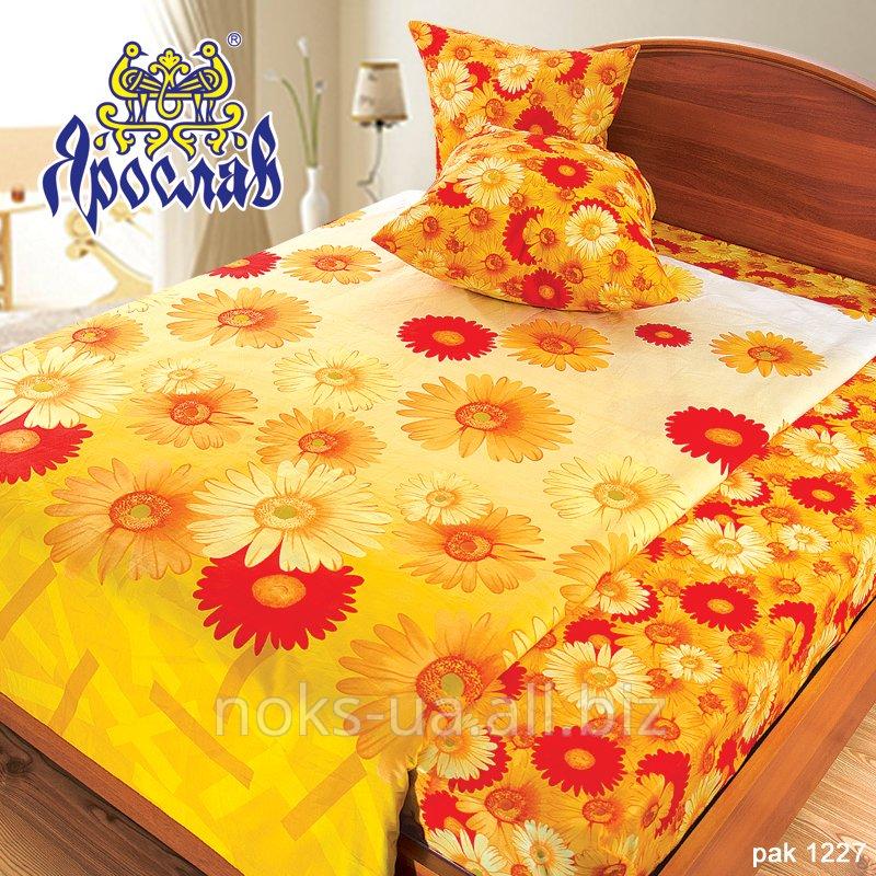 Комплект постельного белья бязь люкс ТМ Ярослав, pak1227, двойной (175х215 см)