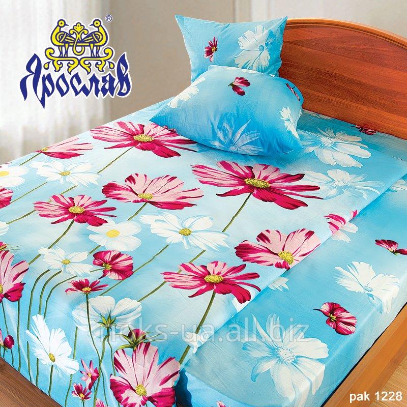 Комплект постельного белья бязь люкс ТМ Ярослав, pak1228, двойной (175х215 см)