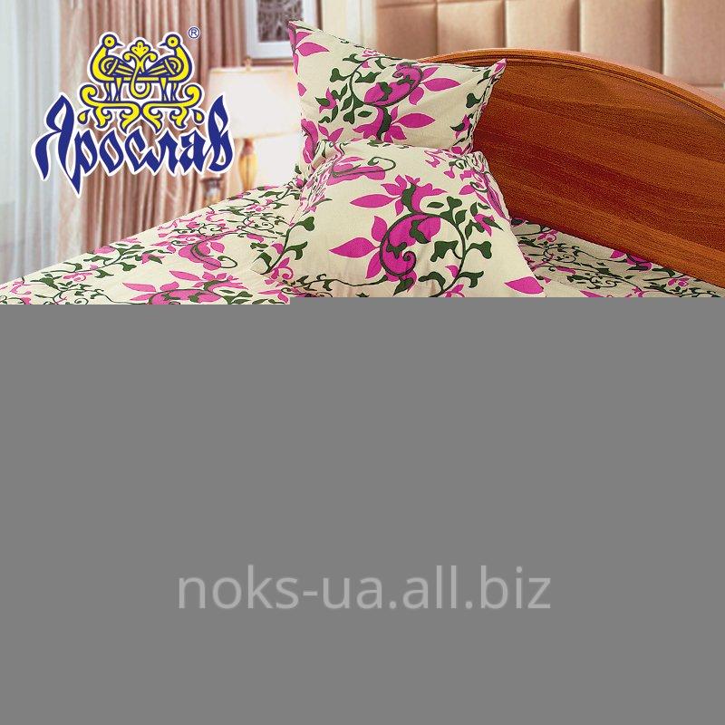 Комплект постельного белья бязь люкс ТМ Ярослав, tm1b, двойной (175х215 см)