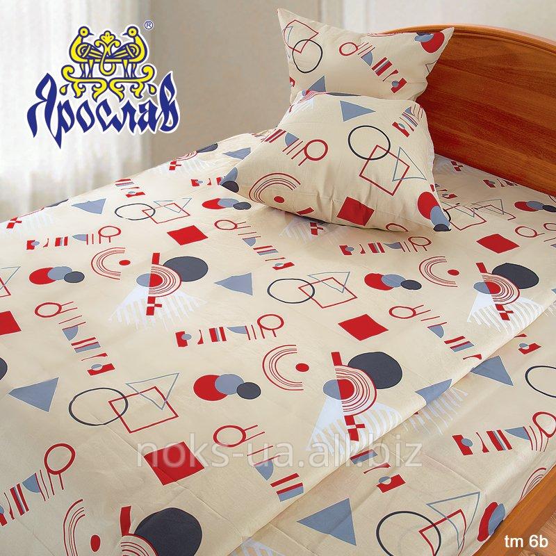 Комплект постельного белья бязь люкс ТМ Ярослав, tm6b, двойной (175х215 см)