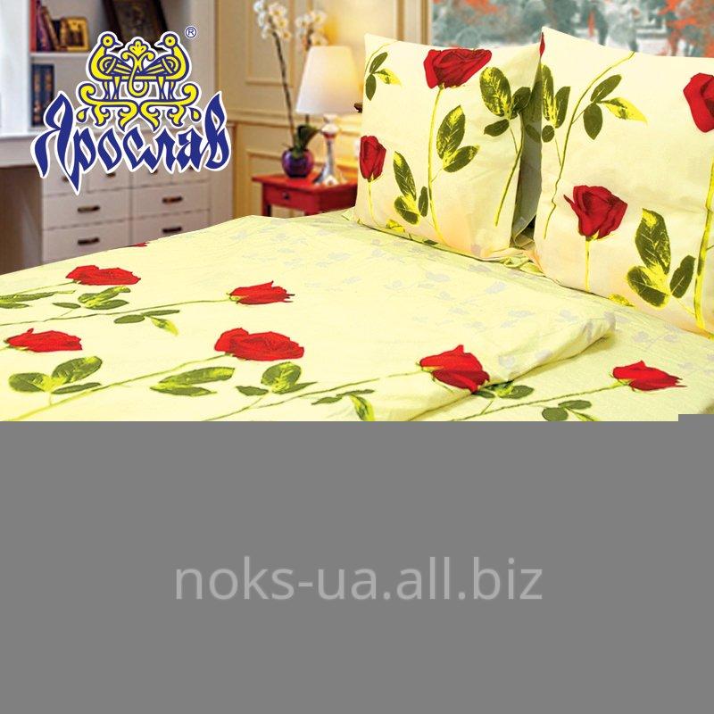 Комплект постельного белья бязь люкс ТМ Ярослав, tm9, двойной (175х215 см)