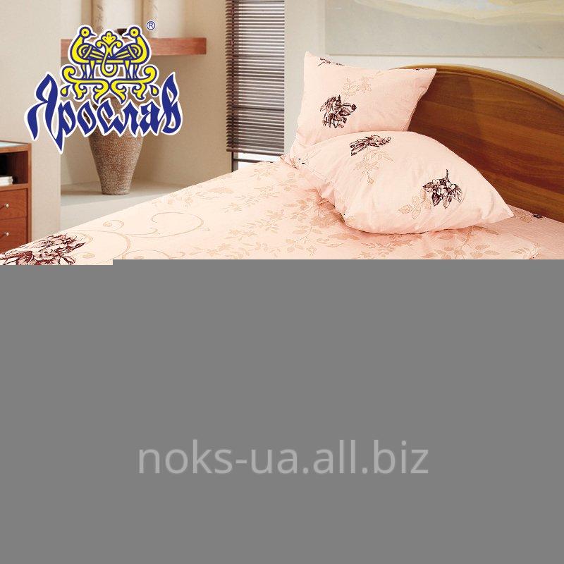 Комплект постельного белья бязь набивная ТМ Ярослав, pak1248, двойной (175х215 см)