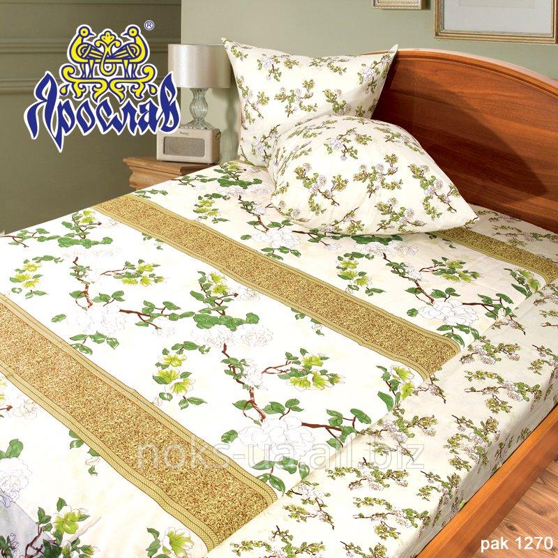Комплект постельного белья бязь набивная ТМ Ярослав, pak1270, двойной (175х215 см)