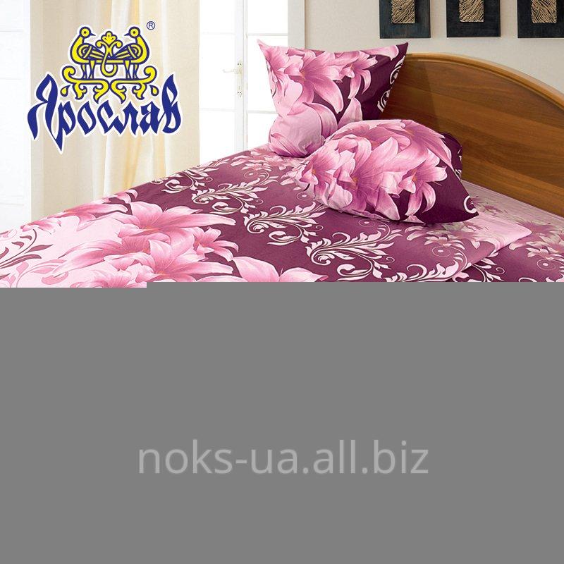 Комплект постельного белья бязь набивная ТМ Ярослав, t193, двойной (175х215 см)