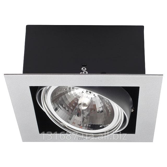 Купить Светильник типа downlight MATEO DLP-150-GR (04960)