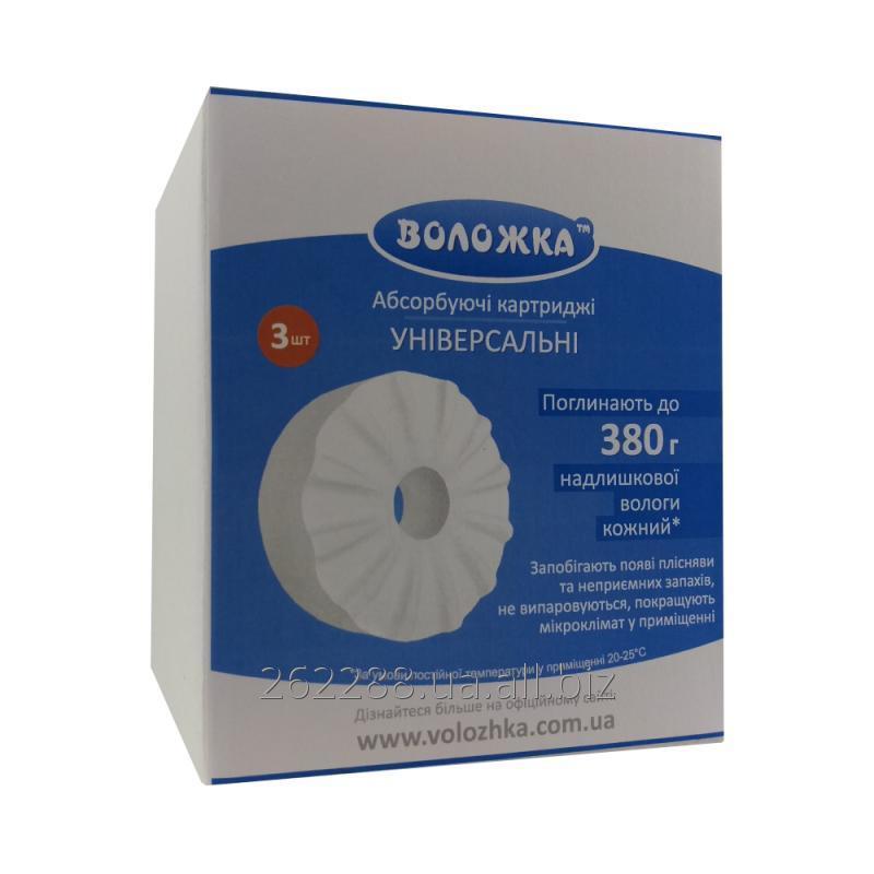 Купить Сменная таблетка для влагопоглотителя ВОЛОЖКА (3 шт)