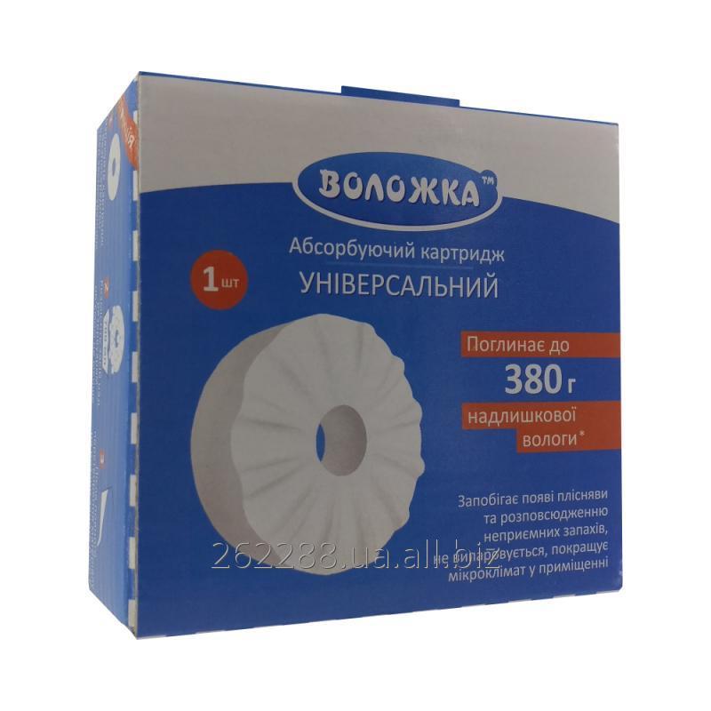 Купить Сменная таблетка для влагопоглотителя ВОЛОЖКА (1 шт)
