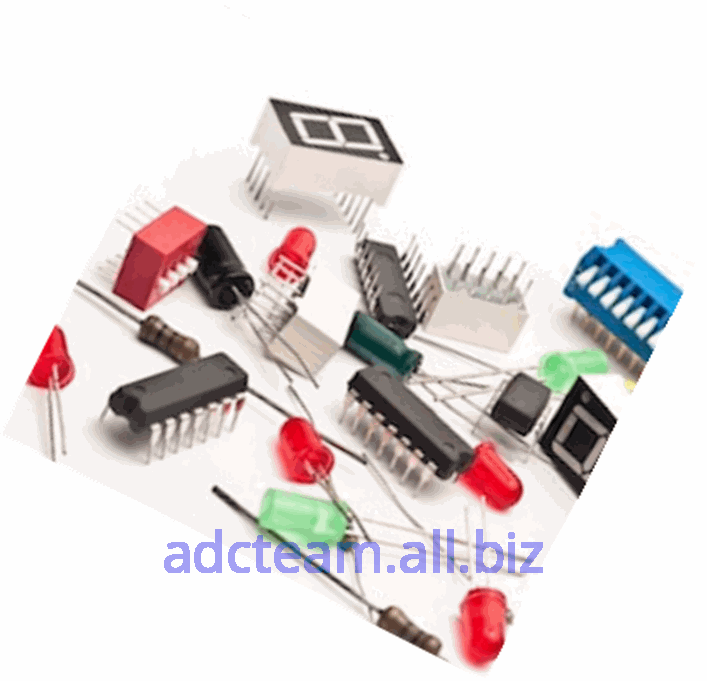 Электронных компоненты (радиодетали)