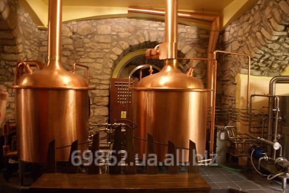 Пивоварня на заказ
