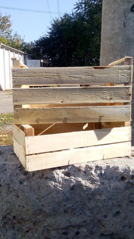 Купить Ящики шпоновые (деревянные)