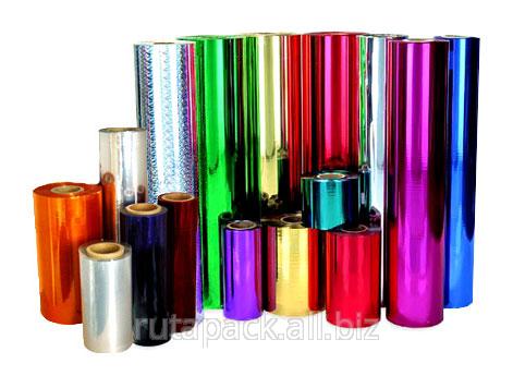 The colored film metallized 900 mm buy in Kiev