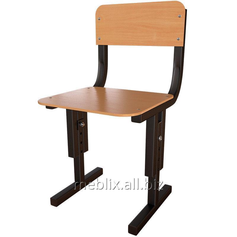 """Купить Детские стулья для детских садов, дошкольных учреждений""""Кадет-М"""" регулируемые по высоте"""