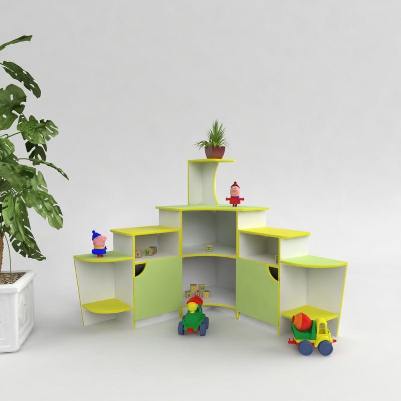 Купить Детская стенка Уголок живой природы для садов и дошкольных учреждений