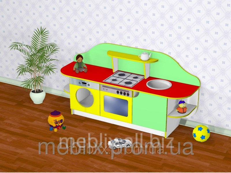 Фото детской кухни в детском саду