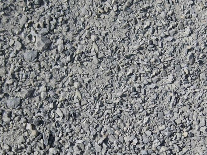 Buy Mix peschano crushed-stone (PShchS) of fractions 0-20,0-40, 0-70
