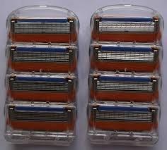 Купить Лезвия Fusion power 4 штук кассета.