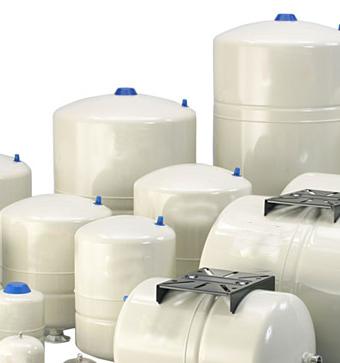 Купить Гидроаккумулятор (бак) для питьевой воды 34 л