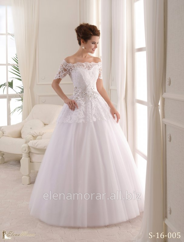 Елена морар свадебные платья оптом