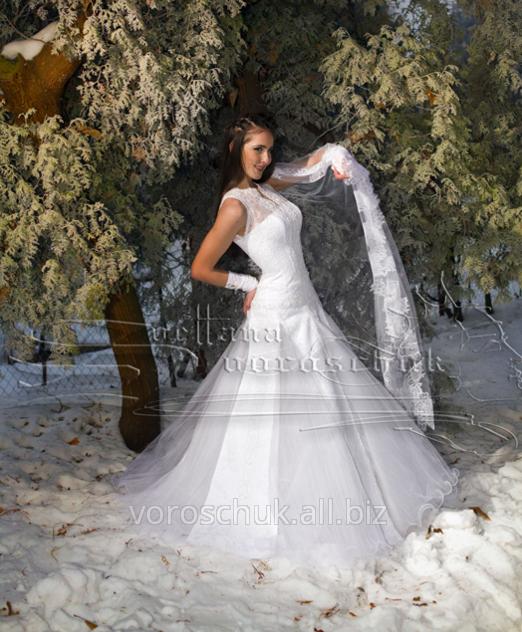 Свадебное платье 8-10