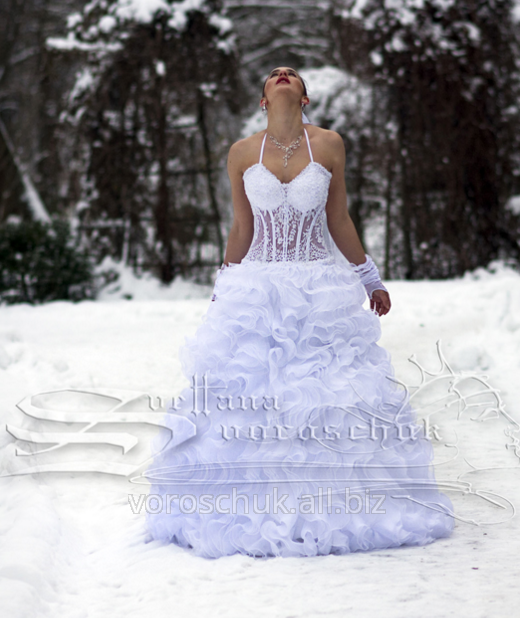 Свадебное платье 10-10