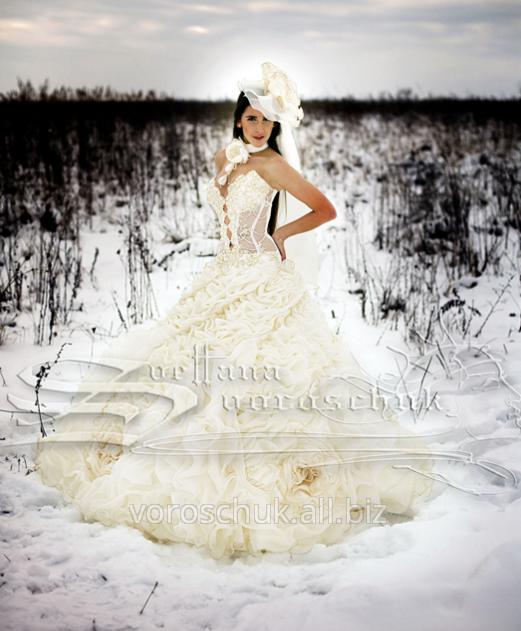 Свадебное платье 12-10