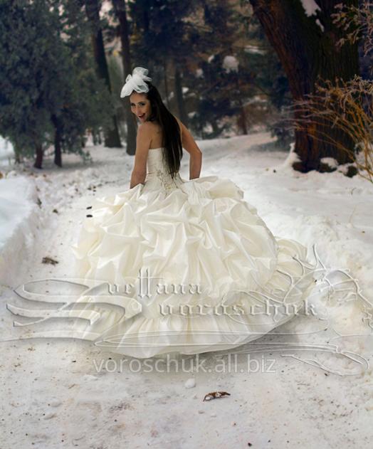 Свадебное платье 17-10