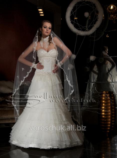 Купить Свадебное платье 8511