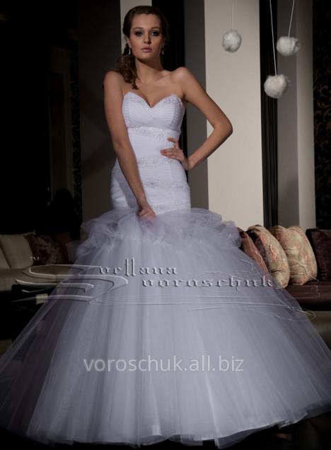 Свадебное платье  9411