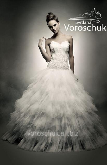 Весільна сукня, модель 12-33