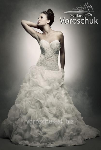 Весільна сукня, модель  12-42