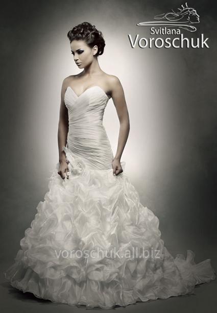 Весільна сукня, модель 12-43