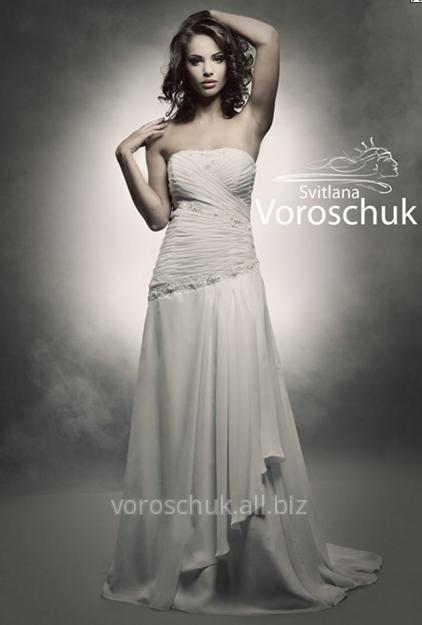 Весільна сукня, модель 12-45