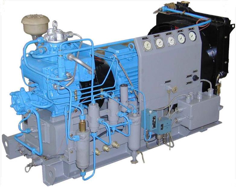 Купить Компрессор высокого давления ВТ1,5-0,3/150 (ВТ 1,5-0,3/150).