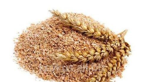 Купить Отруби пшеничные хлебопекарные