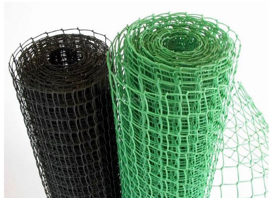Купить Сетка шпалерная, сетка для защиты растений, сетка для ограждения, оранжевая сетка для ограждения при строительтве, светоотражающая оранжевая сетка. Сетка для сада, дома.