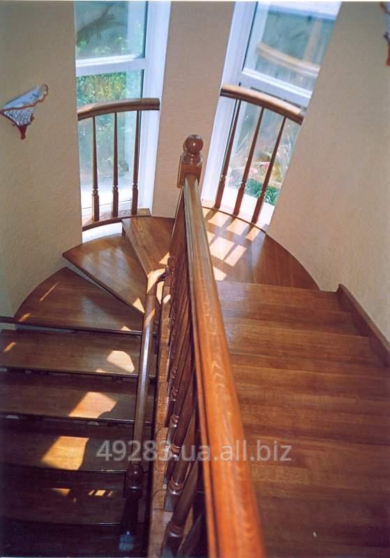 Лестница деревянная (модель №3)