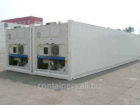 Рефрижераторные контейнеры 40 футов 1997-1999 гг. выпуска, рефконтейнер