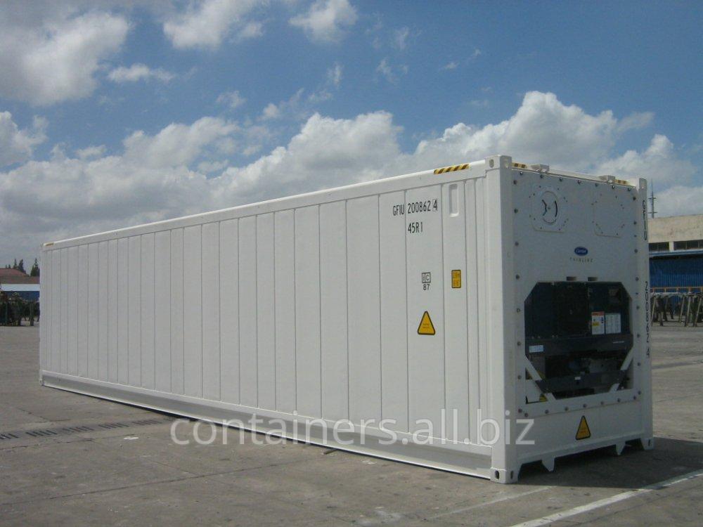 Рефрижераторные контейнеры 45 футов, рефконтейнер