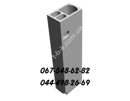 Blocks ventilating and other reinforced concrete products