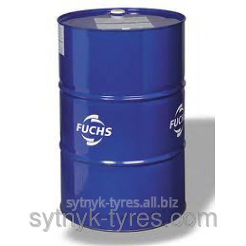 FUCHS TITAN CARGO 5W40 API CJ-4 ACEA E9/E7 motor oil of 205 l  buy