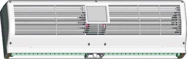 Тепловая завеса Olefini Mini D 700