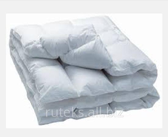 Одеяло пуховые полуторное 80/20%