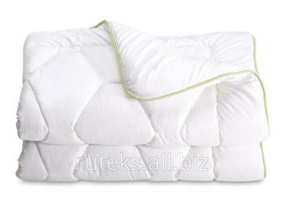 Одеяло пуховое полуторное