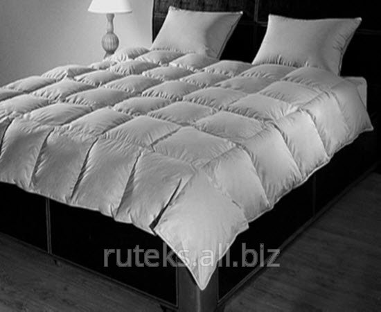 Одеяло пуховое евро