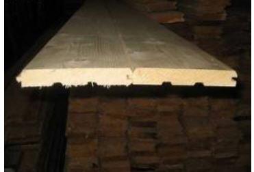 Доски обшивочные из сосны, вагонка деревянная производит и продает предприятие Ясин, ООО в Украине